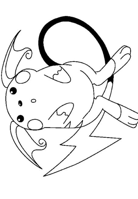 Dibujos De Pokemon Para Colorear Para Niños