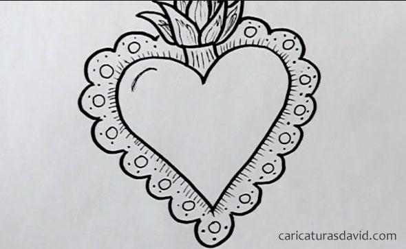 1000 Dibujos De Amor De Corazones Para Tu Novia Y Mucho