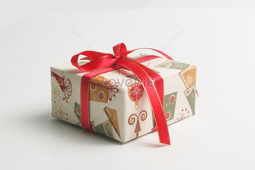 dibujo regalo navidad