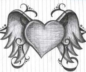 dibujos corazones amor